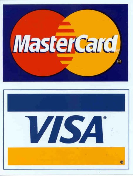 Visa Oder Master